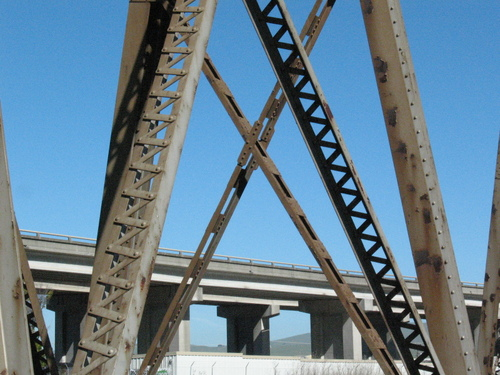 trestle supports